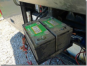 Engine Battery Change 4