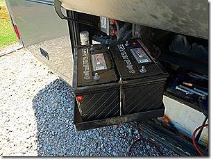 Engine Battery Change 7