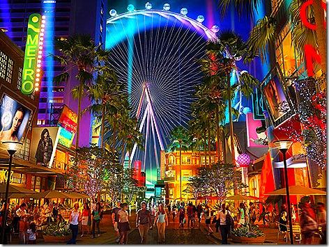 Las Vegas HighRoller 3