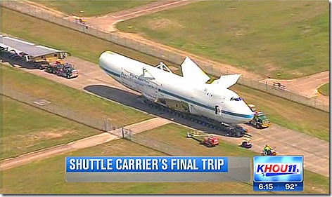 Shuttle Carrier 1