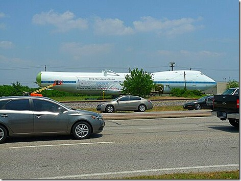 Shuttle Carrier 4