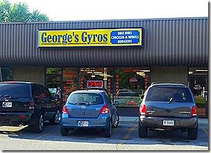 George's Gyros 1