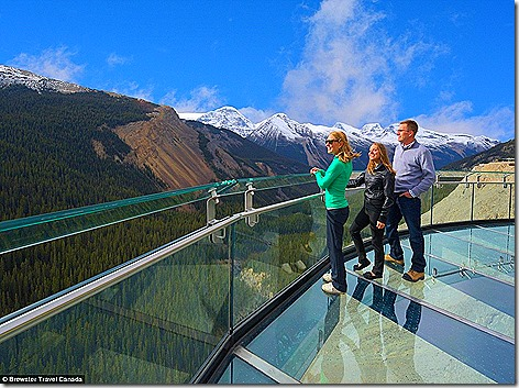 Glacier Skywalk 2