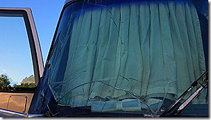 Windshield Before